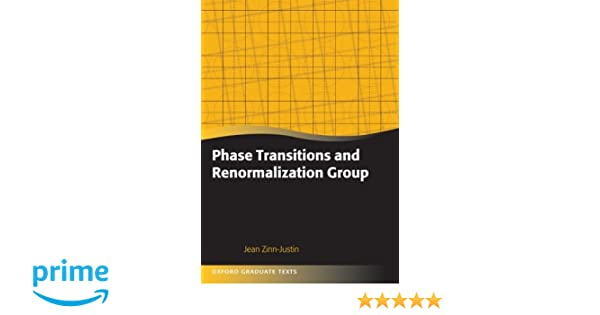 Phase Transitions and Renormalisation Group (Oxford Graduate Texts)