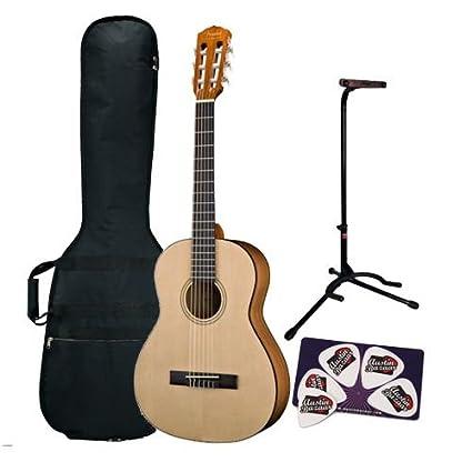 Amazon.com: Fender esc-105 tarjeta de tamaño completo Bundle ...