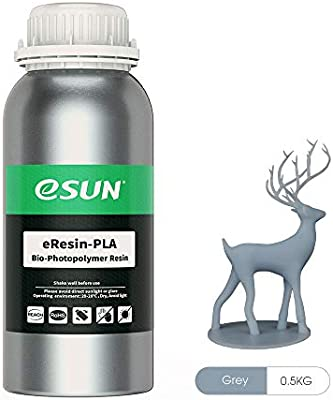 eSUN LCD UV 405nm Resina Rápida Plant-based Biodegradable Resina ...
