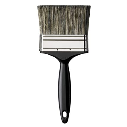 Harris 4-inch Taskmaster Shed and Fence Brush 844