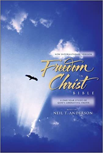 Freedom In Christ Bible The Neil T Anderson 9780310908722 Amazon Books