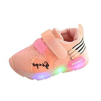 Amazon.com: Lurryly❤Zapatos para Niñas Niños Zapatillas de ...
