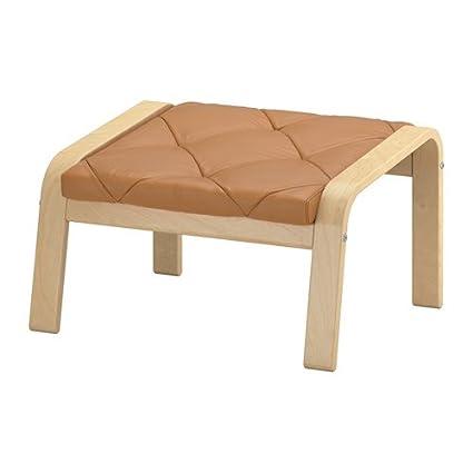 Fabulous Amazon Com Ikea Ottoman Cushion Seglora Natural 428 82626 Inzonedesignstudio Interior Chair Design Inzonedesignstudiocom