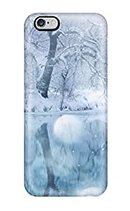 High Quality Cold Wonderland Case For Iphone 6 Plus / Perfect Case