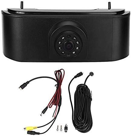 KIMISS パーキングカメラ、ブレーキライト逆転カメラモニター1/3 PC4089、PAL/NSTC Fit付きNV200 2010-2017