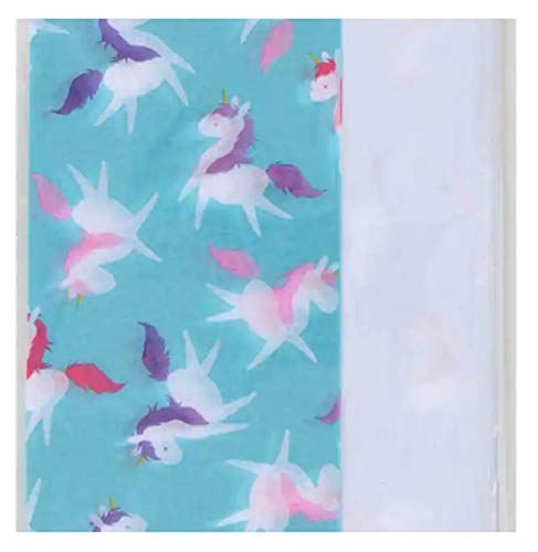 - Magical Unicorn Print Pack of Decorative Gift Wrapping Tissue Paper - Perfect for Bags, Boxes, Crafting and More! All Occasion, Birthday, Holiday