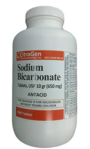 Sodium Bicarbonate Tablets USP
