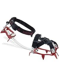 KTS Steel Hiking Crampons with Snow Release Skins