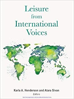 Amazon In Buy Leisure From International Voices Book Online At Low