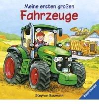 Download Meine ersten gro?en Fahrzeuge: Ab 18 Monate (Board book)(German) - Common pdf epub