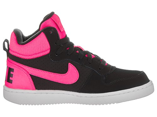 Nike basketball Borough Schwarz Court Chaussures De Sport Fille ZxZqFpnrX5