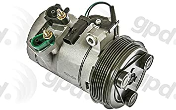 Amazon Com Global Parts Distributors New A C Compressor Fits 07 11 Nitro 6512415 Automotive