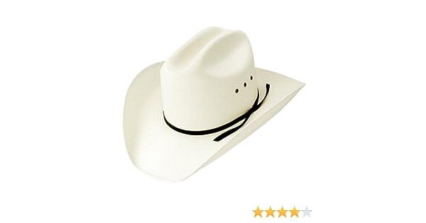 56547f36e4f57 Amazon.com: Stestson Rodeo Jr. - Childrens Straw Cowboy Hat: Kids Straw Cowboy  Hats: Clothing