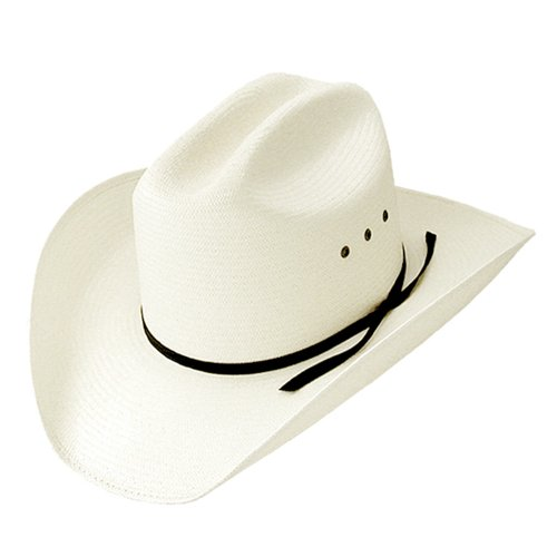 (Stestson Rodeo Jr. - Childrens Straw Cowboy Hat )