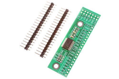 ARCELI MCP23017-E/SS I2C Interface 16 Channel IO Expansion Module Compatible Arduino C51 IIC Input and Output Expansion Board