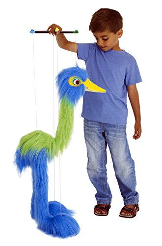 The Puppet Company Marionette Giant Birds Blue Bird
