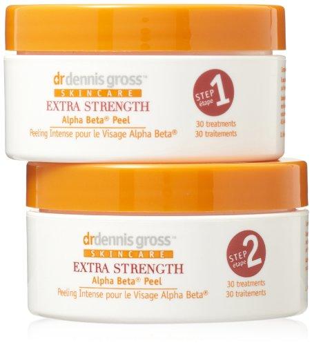 UPC 695866504610, Dr. Dennis Gross Skincare Extra Strength Alpha Beta Peel, 30 Count JAR