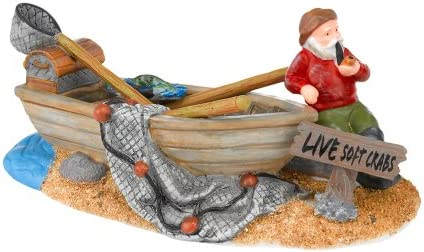 Department 56 New England Village A Salty Dog s Respite Accessory Figurine, 2.25 inch