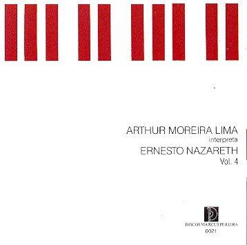 Arthur Moreira Lima - Interpreta Ernesto Nazareth Vol 4 by Emi Music