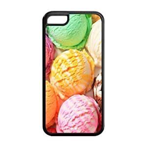 Custom Chocolate Unique Iphone 5C Protective Rubber TPU cover by supermalls