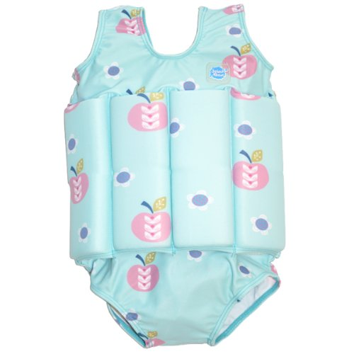 Splash About Collections Float Suit, Apple Daisy, 1-2 years (Chest: 51cm   Length: 37cm)) A-arm Splash