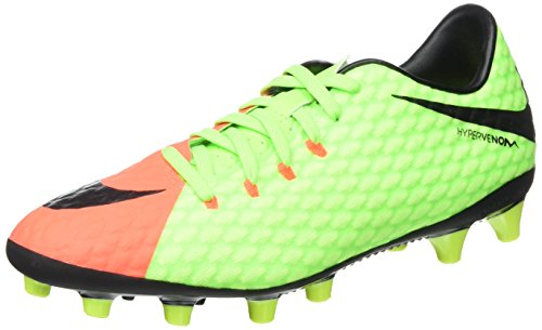 Chaussures black Vert Phelon Entrainement Homme Ag volt Iii pro Football Hypervenom hyper De Orange Nike elctrc Green wpq1TxXW