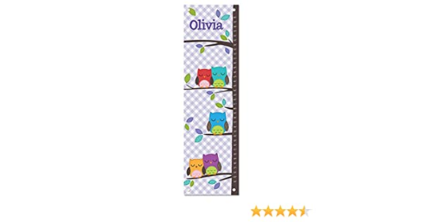 Amazon Growth Chart Nursery Childs Room Dcor Unique Baby
