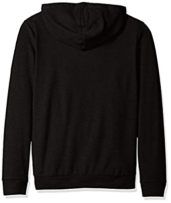 Calvin Klein Men's Space Dye Fabric Blocked Hoodie
