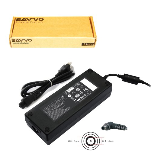 SONY VAIO PCG-FRV Series AC Adapter - Premium Bavvo® 120W Laptop AC Adapter Battery Charger