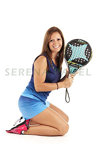 Star vie Camiseta Padel Expert Blue: Amazon.es: Deportes y ...