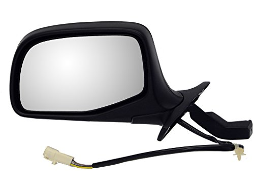 Dorman 955-265 Ford F-Series Power Black and Chrome Replacement Driver Side Mirror
