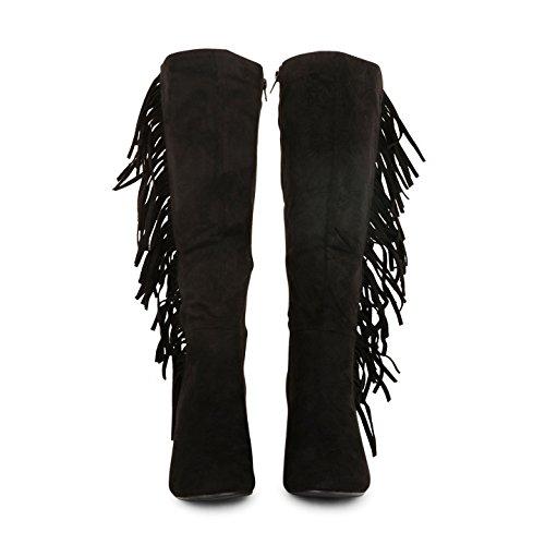 Footwear Sensation - Botas para mujer Negro - negro