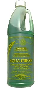 1 X Aqua Fresh Deodorizer and Air Freshener for Rainbow Vacuum Vacuum Cleaners Ð 32oz; Neutralize odors in your home with a small amount in your water basin