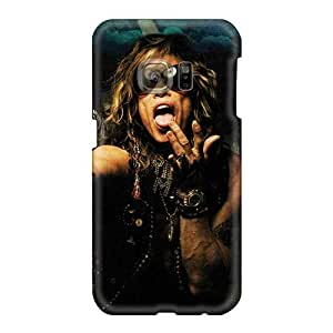 Bumper Cell-phone Hard Covers For Samsung Galaxy S6 (AqZ9361DJry) Custom Beautiful Aerosmith Band Skin