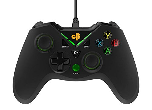 57f2827c88a Image Unavailable. Image not available for. Colour: Cosmic Byte C1070T  Interstellar Wired Gamepad ...