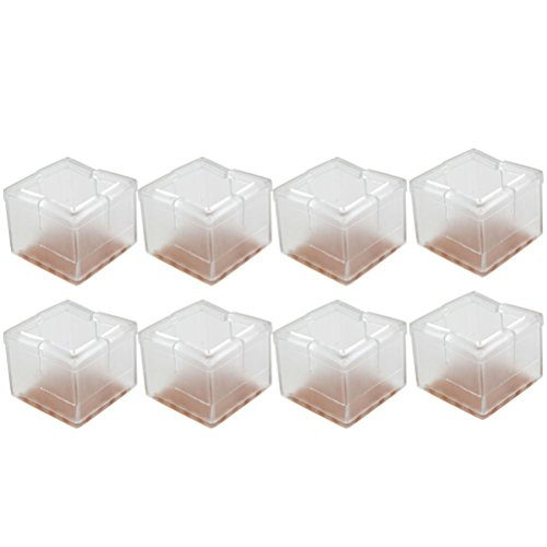 Tinksky Silicone Furniture Protectors Transparent