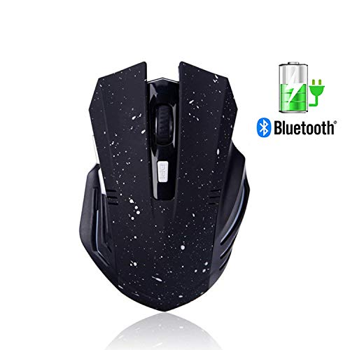 Quiet Wireless Bluetooth Mouse Rechargeable Tsmine Mini Gaming Mouse