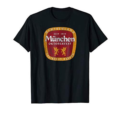 Oktoberfest Deutschland German Beer Festival Shirt