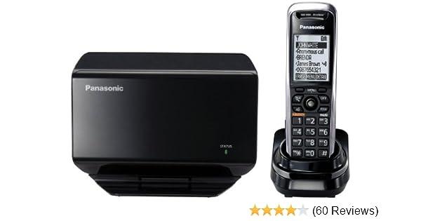 Amazon Panasonic KX TGP500 SIP DECT Phone System Cordless Telephones Electronics