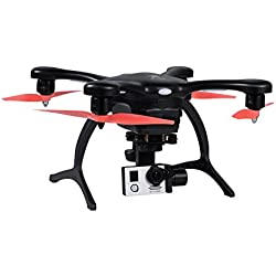 Ehang GHOSTDRONE 2.0 Aerial with 4K Sports Camera, iOS/Android Compatible, Black/Orange