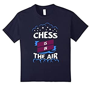 Chess is in the Air - Chess Players Parody T-Shirt