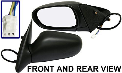 97 altima driver side mirror - 1