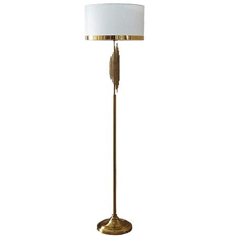 Lámpara de sobremesa americana posmoderna dormitorio ...