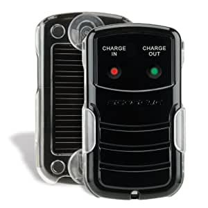 Scosche SolBAT II Solar Powered Backup Battery and Charger for iPods & Other MP3 Players (Discontinued by Manufacturer)