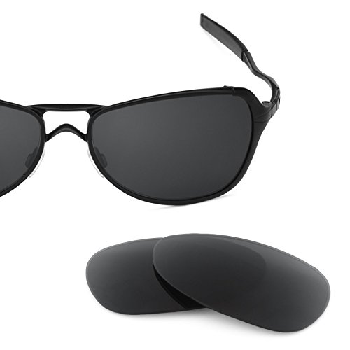 Revant Replacement Lenses for Oakley Felon Polarized Stealth Black