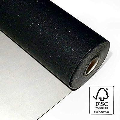 NovaMulch 120cm x 20m, Malla antihierbas de Papel Biodegradable ...