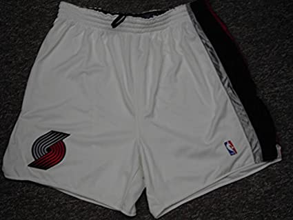 Image Unavailable. Image not available for. Color  Damon Stoudamire  Portland Trailblazers White Game ... 59eb09c99