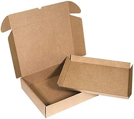 Kartox | Caja con Bandeja Extraible de Catering - Eventos | Caja Fabricada en Cartón Kraft | Talla S | 10 Unidades: Amazon.es: Oficina y papelería