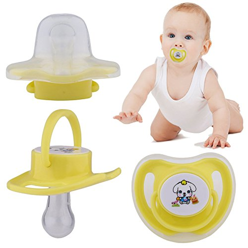 Chupete alimentador bebé niños herramienta divertida dibujos ...