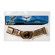 Rubies Costume Co Batman The Dark Knight Utility Belt, Child Size (Gold)